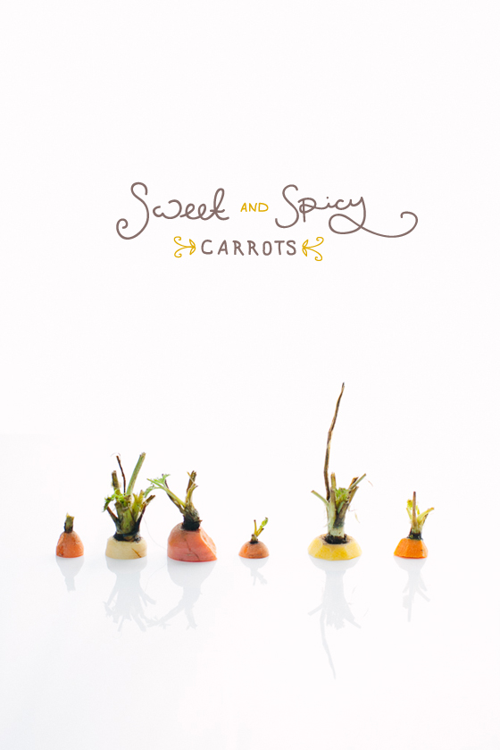 Sweet and Spicy Carrots  |  The Fresh Exchange