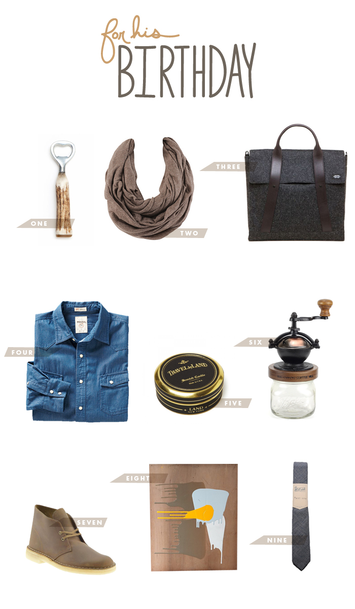Online stores for unique birthday gifts for men tv nude for Designer gifts for men