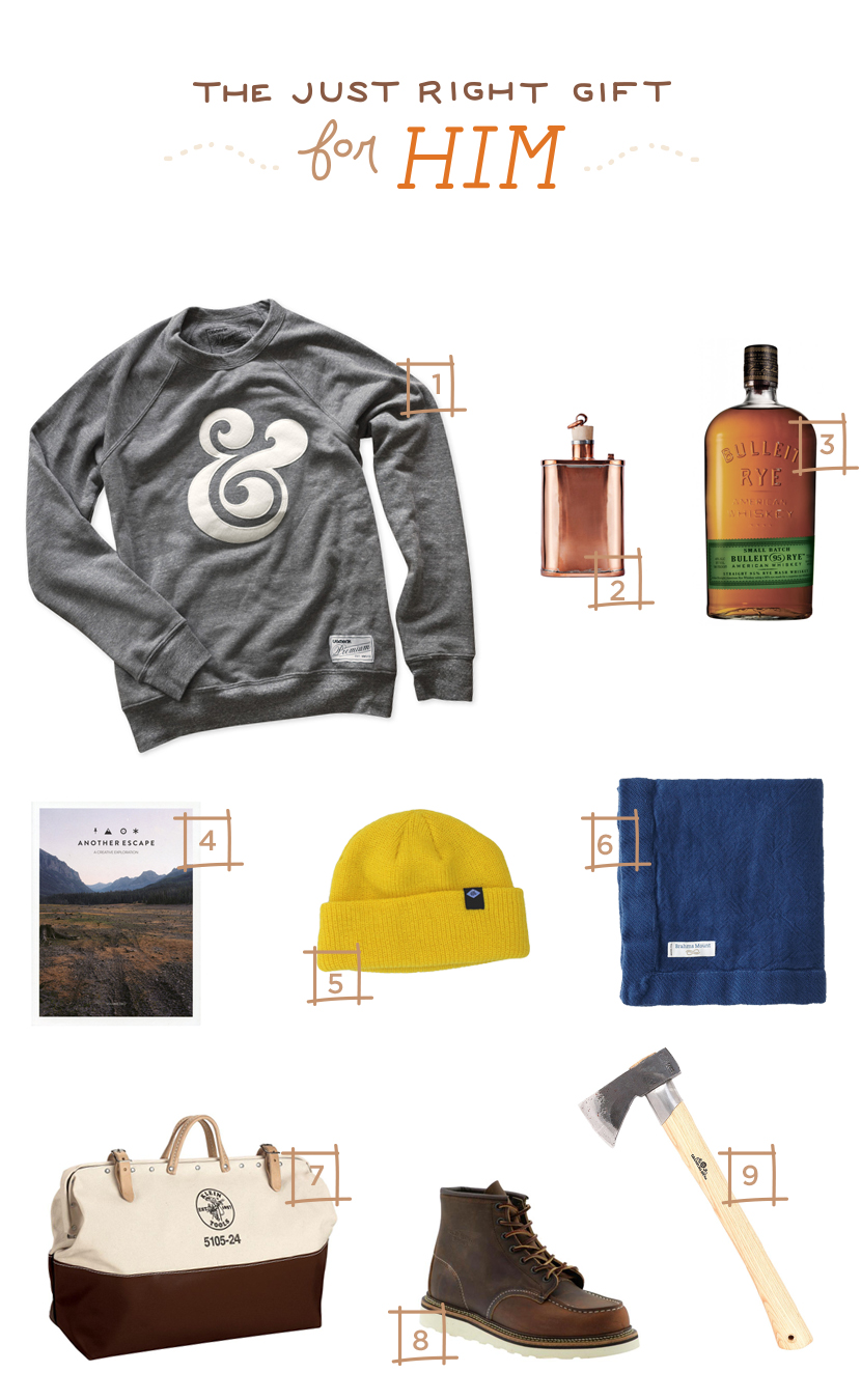 Gifts for Him  | The Fresh Exchange