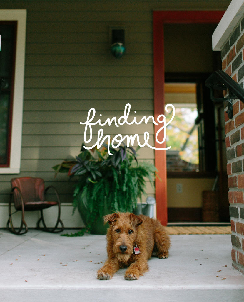 Finding Home |  The Fresh Exchange