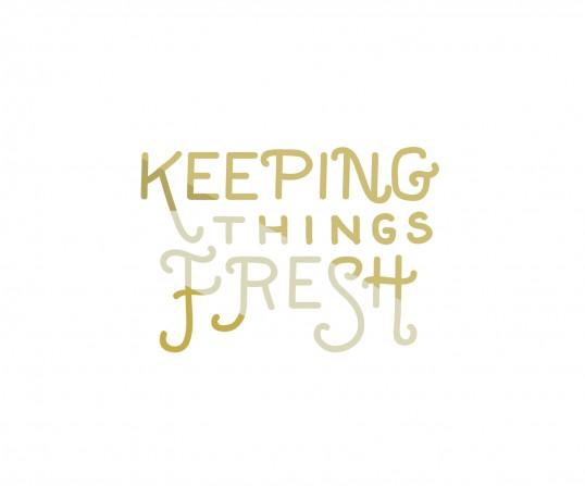 Keep It Fresh  |  The Fresh Exchange