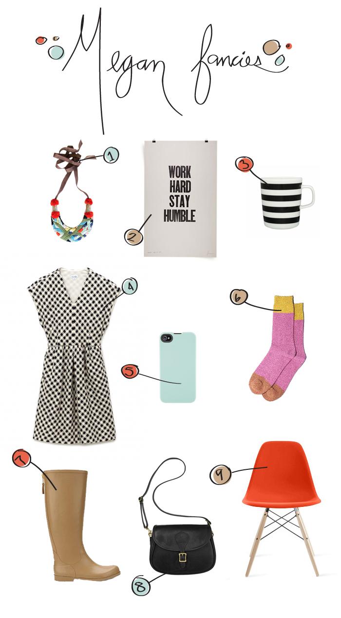 Megan Gilger, Inspiration, Gift ideas, The Fresh Exchange