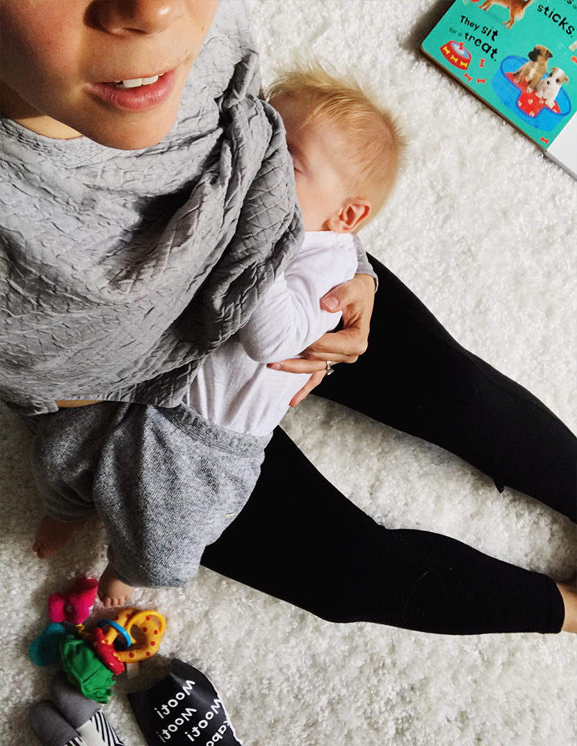 Motherhood: 12 Lessons from the first year of Motherhood. Advice for new moms entering into their first year of motherhood. More on the Fresh Exchange by clicking the image.