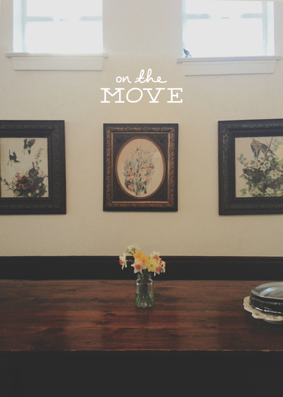 On The Move  |  The Fresh Exchange