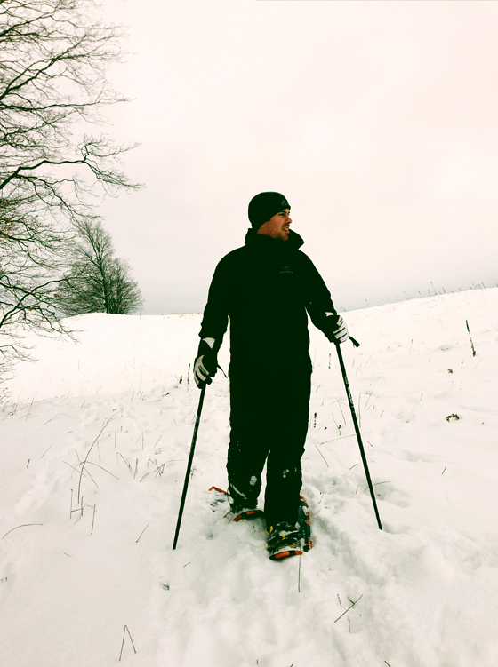 snowshoe adventure  |  The Fresh Exchange