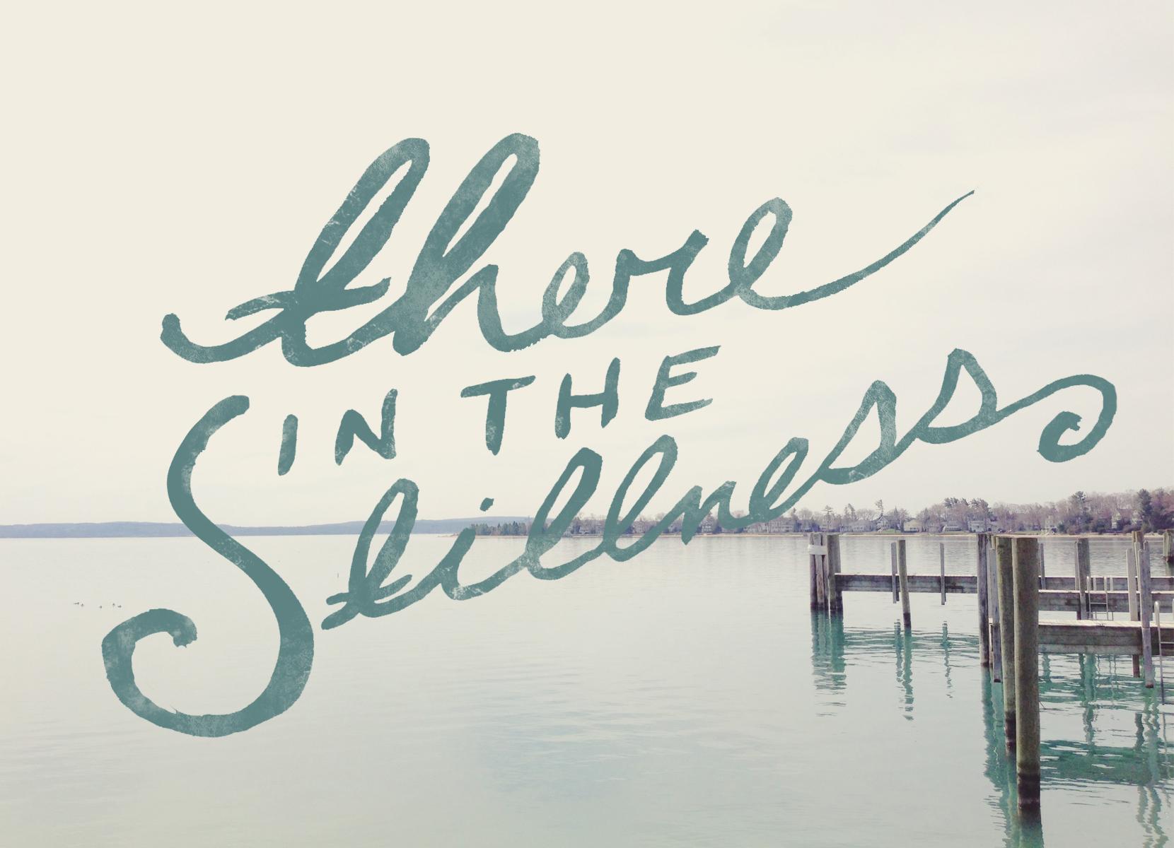 Stillness | The Fresh Exchange