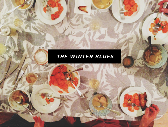 Winter Blues  |  The Fresh Exchange
